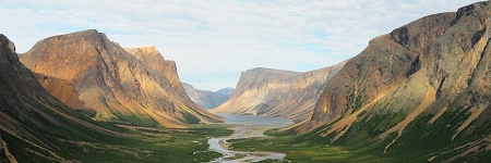 Monts Torngat https://www.pc.gc.ca/fr/pn-np/nl/torngats