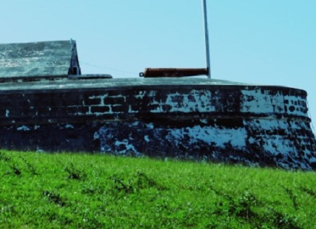 Ville de Nassau. Fort Charlotte. Photographie : Megan Jorgensen.