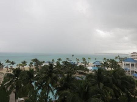 La mer des Caraïbes. Photo : ElenaB.