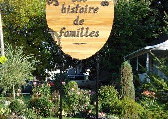 Saint-Alexandre : une histoire de familles. Photographie tirée du site web de la municipalité, image libre de droits.