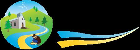 Le Mégot d'or représente l'apport important de la prospection aurifère au sein des fondements de la Municipalité. Source de l'image : Site Web de la municipalité de Saint-Simon-les-Mines.