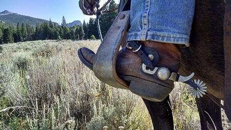 Les bottes western ont fait la renommée de Saint-Tite. Source : Pixabay.