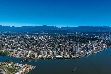 Ville de New Westminster