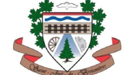 Armoiries de Saint-Just-de-Bretenières. Source de l'image : Site Web de la municipalité.