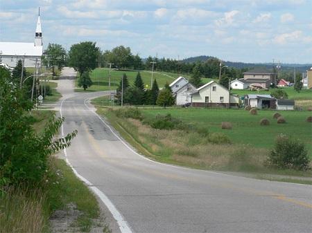 Municipalité de Moffet. Source de la photo : Site Internet de la municipalité.