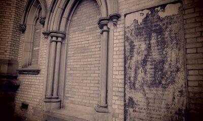 Un mur de légendes anciennes nous sépare de la vérité des temps écoulés (Megan Jorgensen). Photo de Megan Jorgensen.