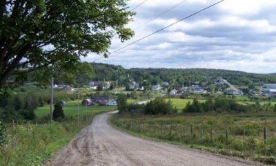 Vue panoramique du village de Saint-Jules. Source de la photo : Site Web de la municipalité de Saint-Jules.