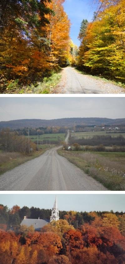 Vues de Litchfield. Source des images : Site Web de la municipalité.