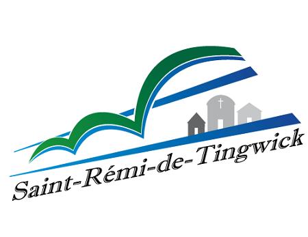 Logo de Saint-Rémi-de-Tingwick.