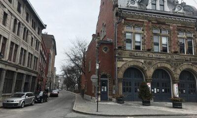 Centre d'histoire de Montréal. Photo de GrandQuebec.com