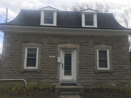 Maison au 1608, boulevard Gouin Ouest, photo de GrandQuebec.com.
