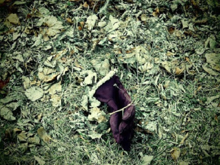 Une triste réflexion: La douleur, c'est le vide (Jean-Paul Sartre). Photo : ElenaB.