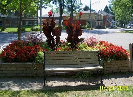 Municipalité de paroisse de Saint-Maurice. Source de l'image : Site Web de la municipalité.
