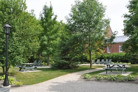 Saint-Marcel-de-Richelieu. Source de l'image : Site Web de la municipalité.
