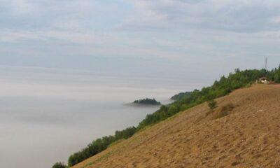 Baie du Moulin à Baude. Photo de Lucie Dumalo.