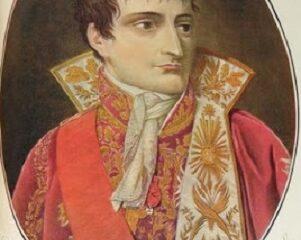 Napoléon gravure de Garnerey