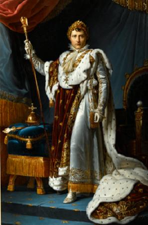 L'Empereur Napoléon le Ier.