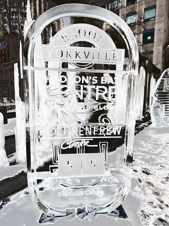 Yorkville, Canada. décembre. Photo par Megan Jorgensen.