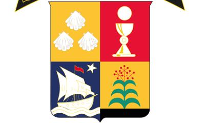 Armoiries de la municipalité de Saint-Jacques. Source de l'image : Site Web de la municipalité