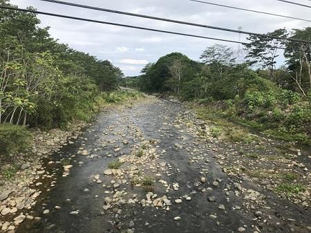 """""""Pardonne sur la terre, afin qu'il te soit pardonné dans le ciel."""" Costa Rica, rivière Uvita, décembre. Photo de Megan Jorgensen."""