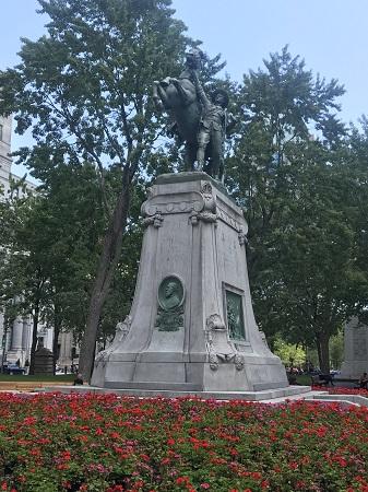 Monument aux soldats de la guerre de Boers. Photo de Megan Jorgensen.