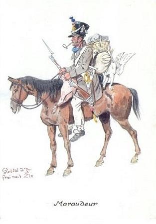 7e bis Régiment de Hussards, 1801 - 1803