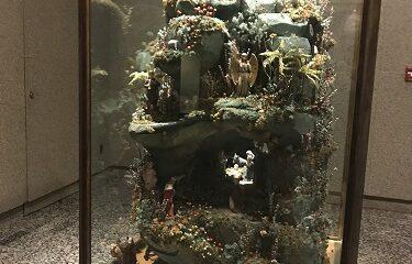 Allemagne. Plâtre peint, création de vers 1900. Musée de l'Oratoire Saint-Joseph du Mont-Royal. Don de M. Paul-Henri Petitclerc. Photo de Megan Jorgensen.