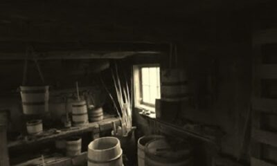 Maison, intérieure. Photo de Megan Jorgensen.