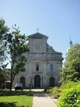Notre-Dame-de-Grâce. Photo de GrandQuebec.com.