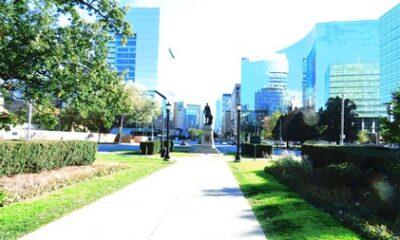 Parc Queen à Toronto. Photo de Megan Jorgensen.