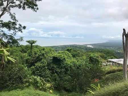 Rivière Tarquiles. Décembre au Costa-Rica. Photo de Megan Jorgensen.