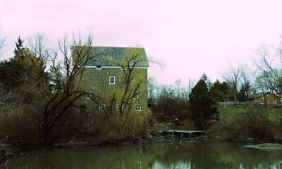 Moulin Roblin (Roblin's mill). Photo de Megan Jorgensen.