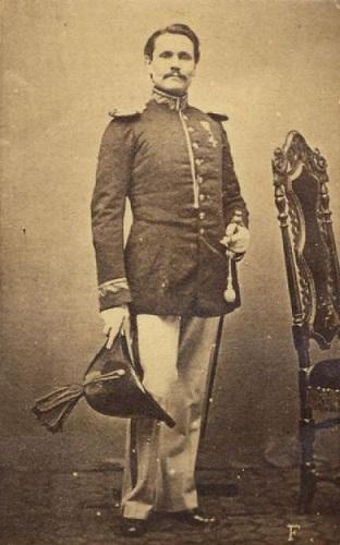 Antoine-Sébastien Falardeau. Photo libre de droits.