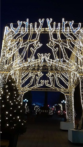 Noël au Québec. Photo de GrandQuebec.com.