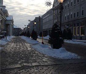 Vieux-Montréal. Photo de GrandQuebec.com.