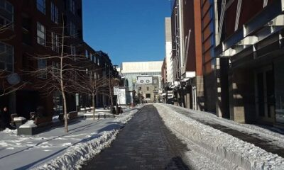 Montréal déserté