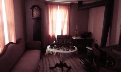 Chambre des colons. Photo de Megan Jorgensen.