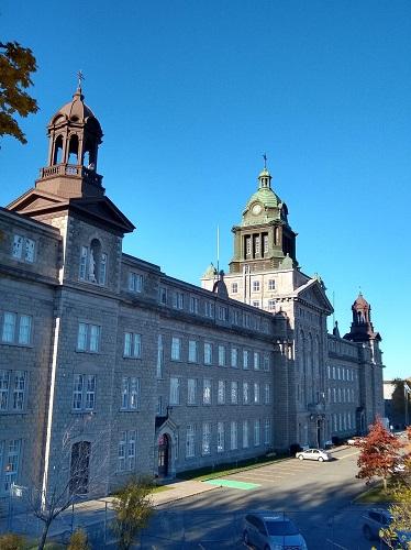 Séminaire de Québec. Photo d'Anatoly Vorobyev.