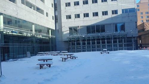 Canada en hiver. Photo de GrandQuebec.com.