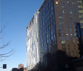 Centre-ville de Montréal. Photo de GrandQuebec.com.
