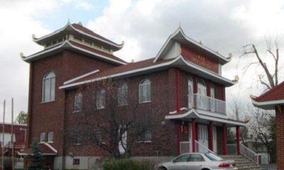 Temple Chùa Liên-Hoa. Source de l'image : Fondation du patrimoine religieux du Québec.