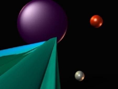 """""""Parmi les choses répandues au hasard, le plus beau : le cosmos. L'harmonie invisible plus belle que la visible. Nature aime se cacher."""" (Gilbert Couture, auteur écrivain La Tôle). Illustration de Megan Jorgensen."""