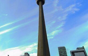 La tour CN. Photo de GrandQuebec.com.