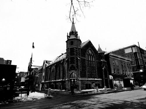 Église gothique