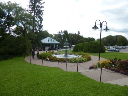 Manoir montmorency voyage travers le qu bec for Le jardin montmorency