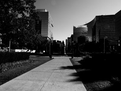 Toronto, parc Queen