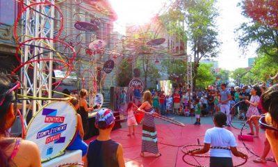 Montréal, cirque