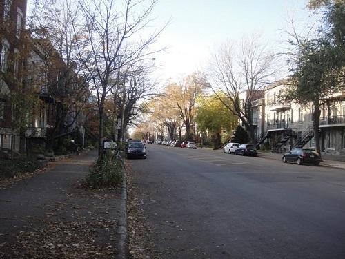 Rue St-Hubert