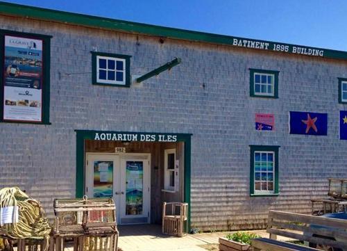 Aquarium des Îles de la Madeleine