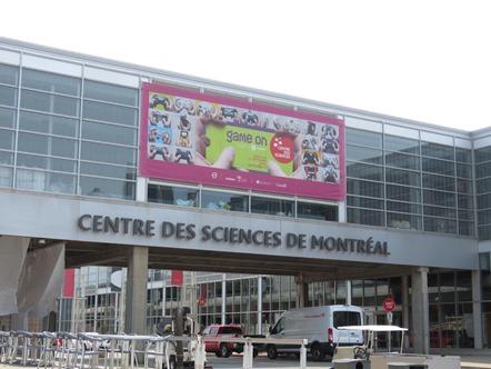 Centre des sciences de Montréal